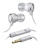 (1006137) Наушники с микрофоном Plantronics BackBeat 216 белый 1.2м
