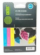 (1004536) Заправочный набор Cactus CS-RK-CC656 цветной (3x30мл) HP OfficeJet - 4500/J4580/J4660/J4680