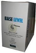 (133591)  Кабель витая пара UTP BaseLevel, бухта 100м, Cat.5E, 4 пары, 0.5mm CCA+PVC