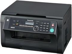 (1006398) МФУ лазерный Panasonic KX-MB2000RUB (KX-MB2000RUB) (принтер/сканер/копир)  A4 черный
