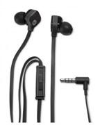 (1006407) Гарнитура вкладыши HP In-Ear H2310 1.5м черный проводные