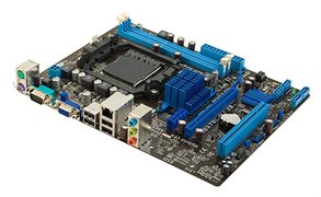 (1003184) Материнская плата Asus M5A78L-M LX3 Soc-AM3 AMD760G DDR3 mATX AC'97 8ch GbLAN RAID VGA