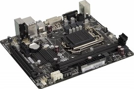 (1006309) Материнская плата Gigabyte GA-H81M-S2V Soc-1150 Intel H81 2xDDR3 mATX AC`97 8ch(7.1) GbLAN+VGA+DVI