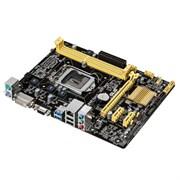 (1004600) Материнская плата Asus B85M-K Soc-1150 Intel B85 2xDDR3 mATX AC`97 8ch(7.1) GbLAN+VGA+DVI