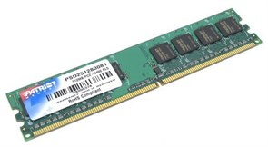 (54005) Модуль памяти DIMM DDR2 (6400) 2048Mb Patriot Retail