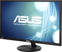 "(1006768) Монитор Asus 21.5"" VS228NE черный TN+film LED 5ms 16:9 DVI Mat 200cd"