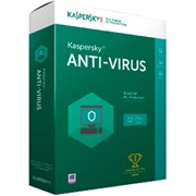 (1006776) ПО Kaspersky Anti-Virus 2016 Russian Edition. 2-Desktop Base Box (12мес) (KL1167RBBFS)