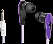 (1006370) DEFENDER Наушники стерео Trendy-705 для MP3, сиренев&черный, 1,1 м