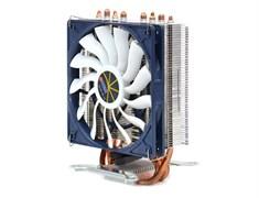 (1006734) Вентилятор Titan Dragonfly4 Soc-AMD/1150/1155/1156/2011/ 4pin 5-29dB Al+Cu 160W 730g винты extreme-s