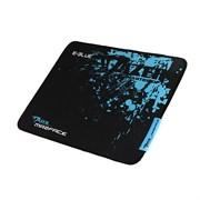 (1006690) E-Blue Mouse pad - Mazer-S игровой коврик для мыши, 280*225мм (EMP004-S)(80)