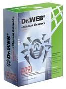 (1006793) ПО Dr.Web «Малый бизнес» BOX для 5 ПК/1 сервер/5 пользователей почты на 1 год (BBZ-C-12M-5-A3)
