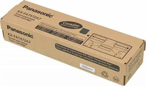 (1006822) Тонер Картридж Panasonic KX-FAT472A7 черный для Panasonic KX-MB2110/2130/2170 (2000стр.)