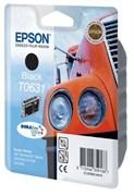 (1006828) Картридж струйный Epson C13T06314A черный для Epson C67/ C87/ CX3700/ CX4100/ CX4700