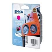 (1006830) Картридж струйный Epson C13T06334A пурпурный для Epson C67/ C87/ CX3700/ CX4100/ CX4700