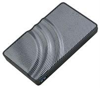 "(1006850) Внешний корпус AgeStar 3UB2P usb3.0 to 2.5"" HDD SATA.Aluminum"
