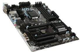 (1006948) Материнская плата MSI H170A PC MATE Soc-1151 Intel H170 4xDDR4 ATX AC`97 8ch(7.1) GbLAN RAID RAID1 R