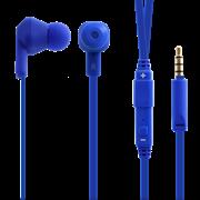 (1006975) Гарнитура CROWN CMEP-704 (Встроенный микрофон, плоский кабель, управление громкостью, play/pause, 1.2м)