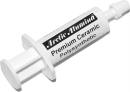 (113393)  Термопаста Arctic Silver Aluminia (AA-14G), шприц 14 гр (ceramic-based, polysynthetic thermal compound )