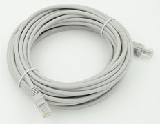 (117456)  Патч-корд 10м , FTP  Cat. 5E, Telecom NA102-FTP-C5E-10M