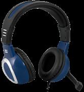 (177731)  Гарнитура Defender Warhead G-280 игровая, синяя
