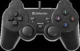 (175467)  Геймпад Defender Omega USB (64247)