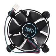 (1007132) Вентилятор Deepcool CK-11509 PWM Soc-1150/1155/1156/ 4pin 18-31dB Al 65W 137g клипсы RTL