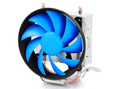 (1007133) Устройство охлаждения(кулер) Deepcool GAMMAXX 200 T 100W Soc-FM1/FM2/FM2+/AM2/AM2+/AM3/AM3+/775/1150