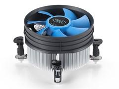 (1007135) Вентилятор Deepcool THETA 16 PWM Soc-1150/1155/1156 4pin 18-26dB Al+Cu 95W 401g клипсы