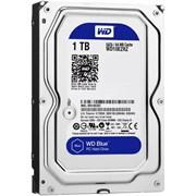 "(1006595) Жесткий диск WD Original SATA-III 1Tb WD10EZRZ Blue (5400rpm) 64Mb 3.5"""