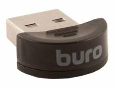 (1007164) Адаптер USB Buro BU-BT40B Bluetooth 4.0+EDR class 1.5 20м черный