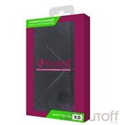 """(1011308) Чехол Krutoff универсальный для планшетов до 8"""" черный-красный"""