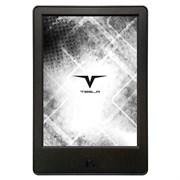 "(1006972) Электронная книга Tesla Crypto TFL6.0 Black JZ4775 (6"" E-ink Pearl HD/ 1024*758/ сенсорный/ подсветка/ 8Gb/ microSD/ 2000mAh) [GPB07538]"