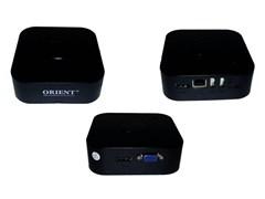 """(167701)  Видеорегистратор Orient NVR-04mini (4 x 1080p со звуком, 1x2.5"""" HDD SATA до 2Tb, LAN, 2хUSB, выходы: VGA, Video BNC/Audio RCA)"""