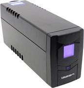 (1007323) Источник бесперебойного питания Ippon Back Power Pro LCD 600 Euro 360Вт 600ВА черный