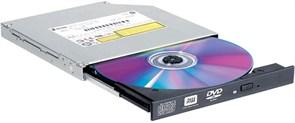(1007330) Привод DVD-RW LG GTC0N черный SATA slim 12mm внутренний oem