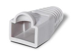 (146586)  Колпачки на коннектор RJ45  Exegate цвет серый