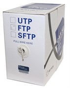 (1007392) Кабель 5bites FT5725-305A FTP / STRANDED / 5E / 24AWG / CCA / PVC / 305M