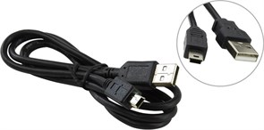 (1007396) Кабель 5bites UC5007-010 USB2.0, AM/min 5pin, 1м.