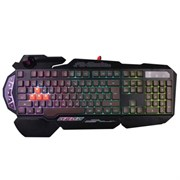 (1007500) Клавиатура A4 Bloody B314 черный USB Multimedia Gamer LED