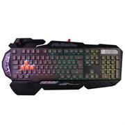 (1007500) Клавиатура A4 Bloody B314 черный USB Multimedia Gamer LED