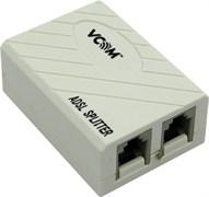 (115999)  Сплиттер VCOM VTE7703,  ADSL AG-ka63, Annex A