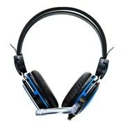 (1007561) Гарнитура Classix CV-995 Black-Blue Stereo, 2.3 m
