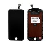 """(1007560) Матрица и тачскрин (сенсорное стекло) для смартфона AP iPhone 6, 4,7"""" 1334x750, Черный."""