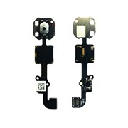 (1007550) Кнопка HOME в сборе с механизмом и шлейфом NT для Apple iPhone 6 черная