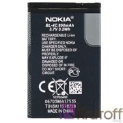 (1007594) АКБ NT для Nokia BL-4C для 6100/7200/6260/270/5100