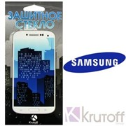 (1007579) Стекло защитное Krutoff Group 0.26mm для Samsung Galaxy A3 2016 (SM-A310)