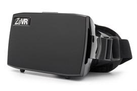 """(166805)  Очки виртуальной реальности UltraZaVR, для смартфонов с экраном 4-5,5"""", универсальные линзы Френеля,  мягкий держатель смартфона, магнитная защелка крышки"""