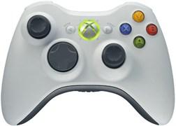 (1007674) Проводной Xbox 360 геймпад Oxion OGP06WH, 2,2 м., с вибрацией, plug and play, белый (OGP06WH)