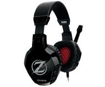 (1007687)  Zalman ZM-HPS300 игровые наушники c микрофоном {частота 20Гц-2000Гц, 50-мм динамик, подавление помех, мощность 30мВт }