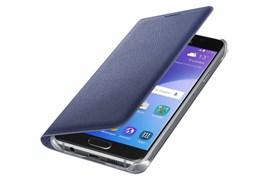 (1007699) Чехол (флип-кейс) Samsung для Samsung Galaxy A3 (2016) Flip Wallet черный (EF-WA310PBEGRU)
